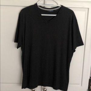 Murano XL Gray short sleeve t-shirt
